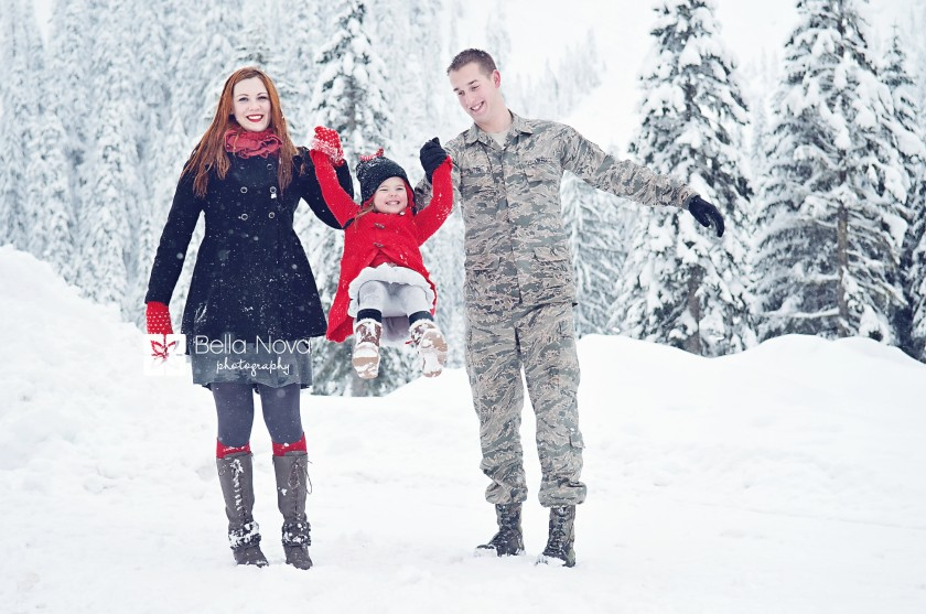 Image result for snow family pictures